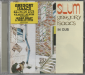 Gregory Isaacs - Slum In Dub (Burning Sounds) CD
